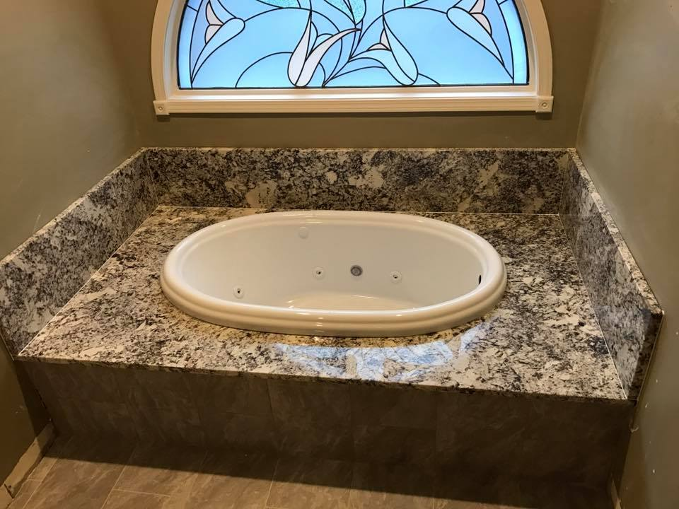 Bathtub Granite Surround