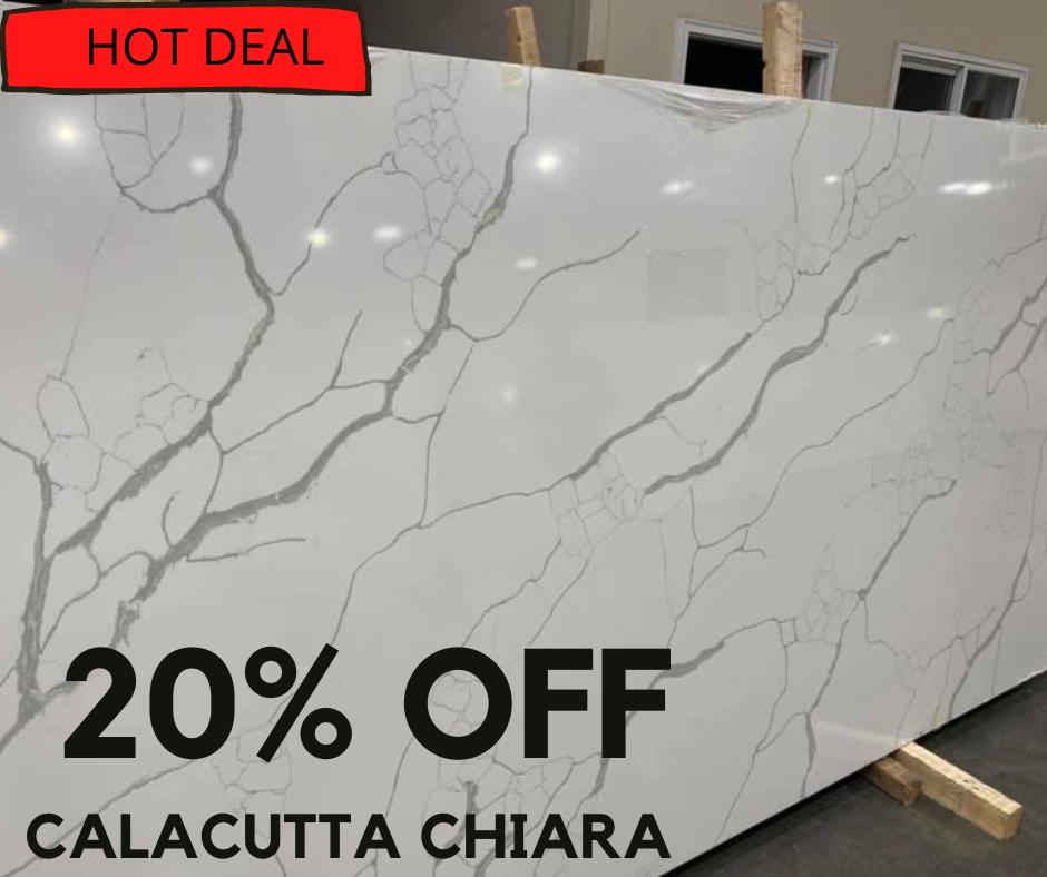 Calcutta Chiara Quartz Discount